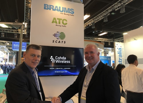 Cohda Wireless signs MOU with ATC I BRAUMS