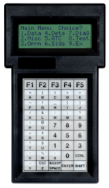TSC/4 Compliant Hand Held Terminal Unit